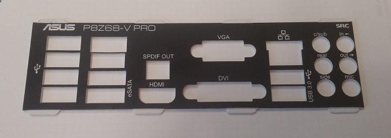 P8Z68-V PRO